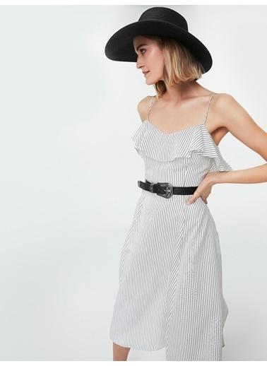 Ipekyol Elbise Beyaz